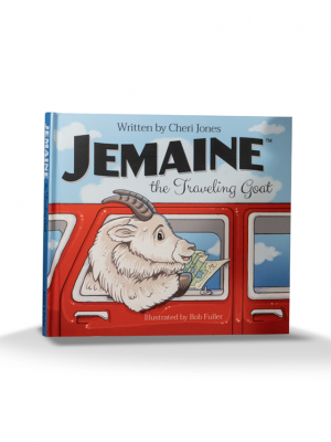 Jemaine Book + Free Map SPECIAL