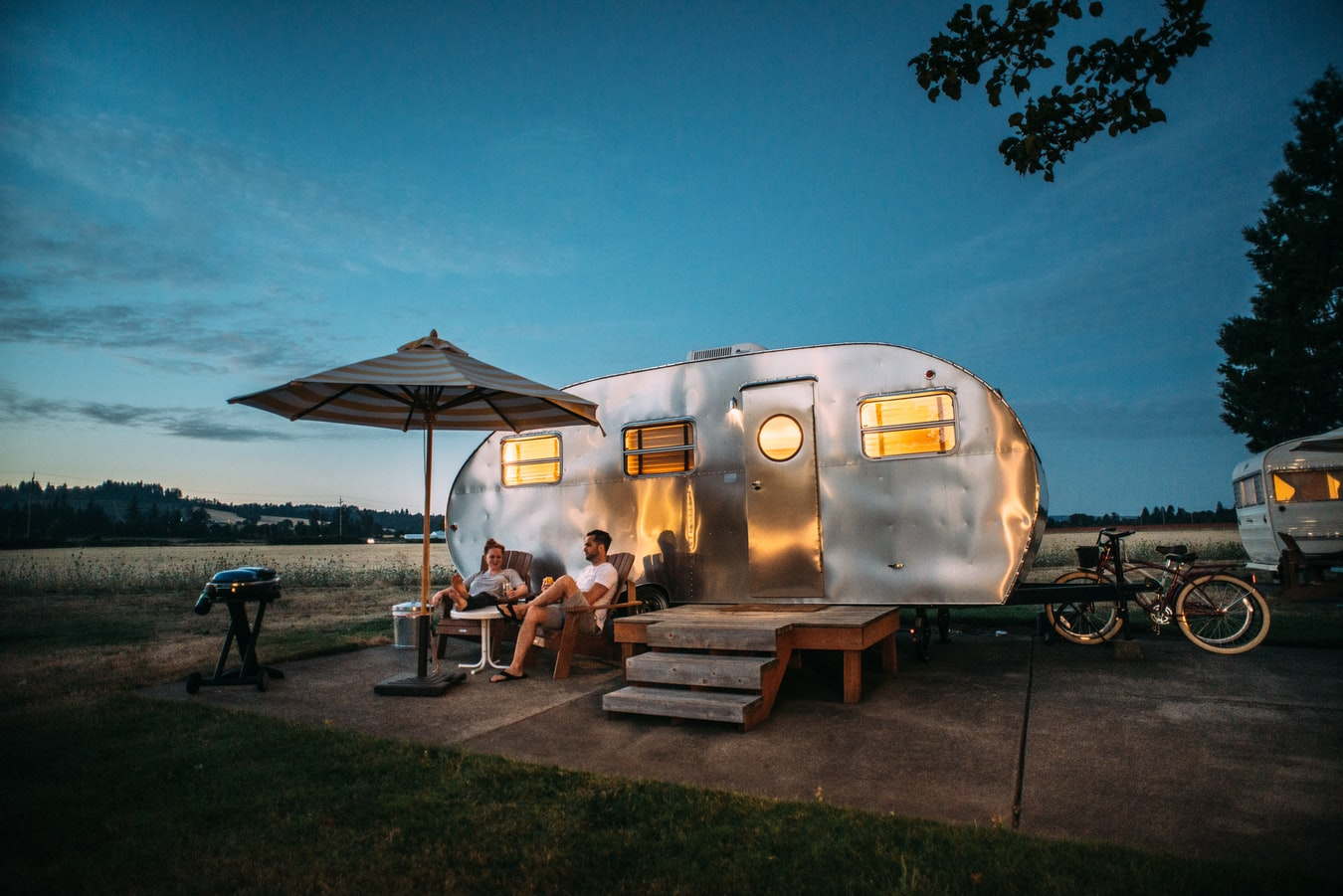 IS IT SAFE TO CROSS THE COUNTRY IN AN RV?