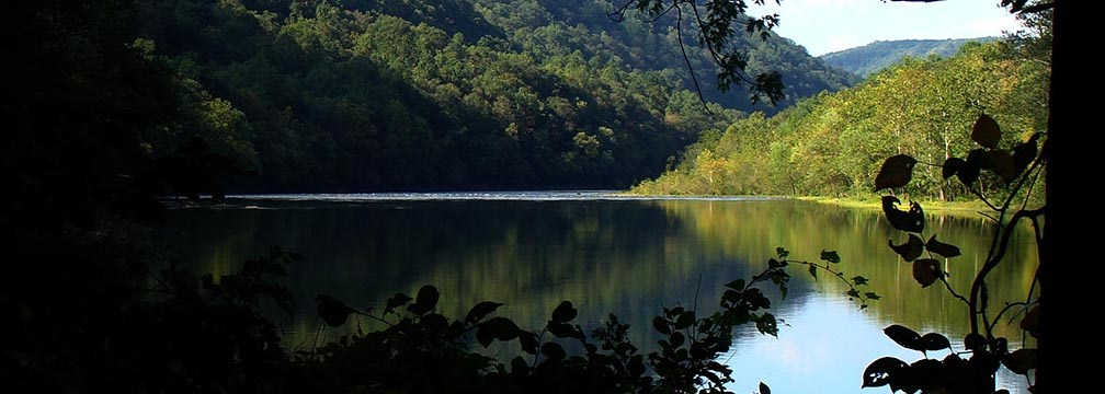 Newest National Park:  New River Gorge in West Virginia