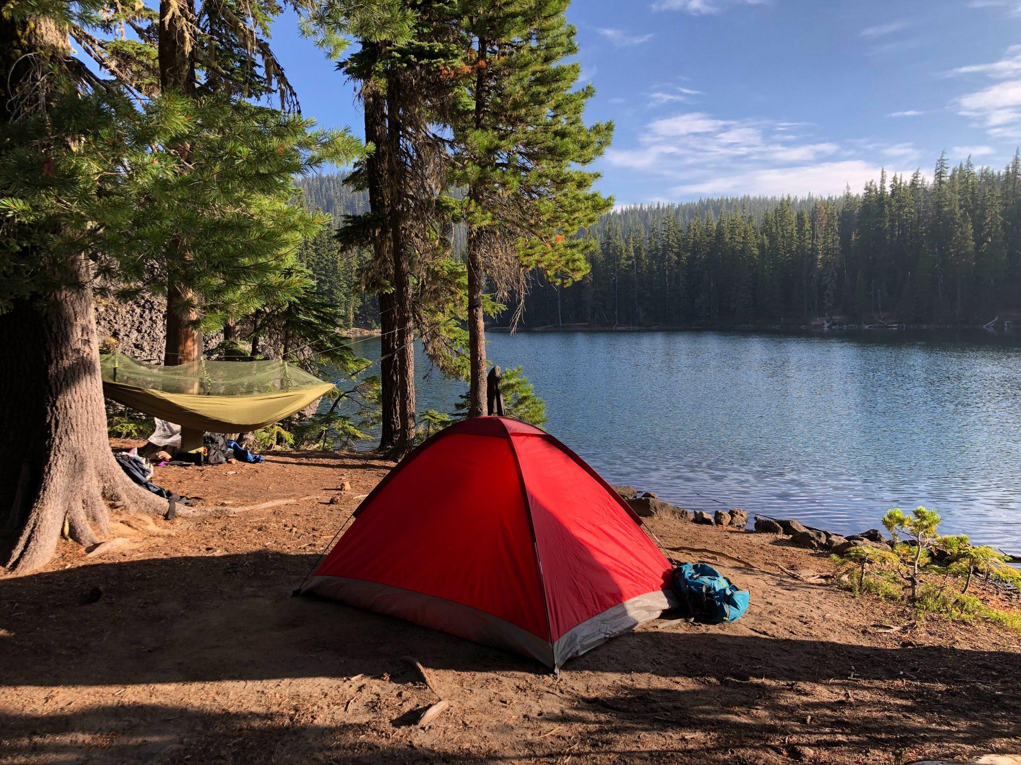 Can't Find a Decent Campsite?